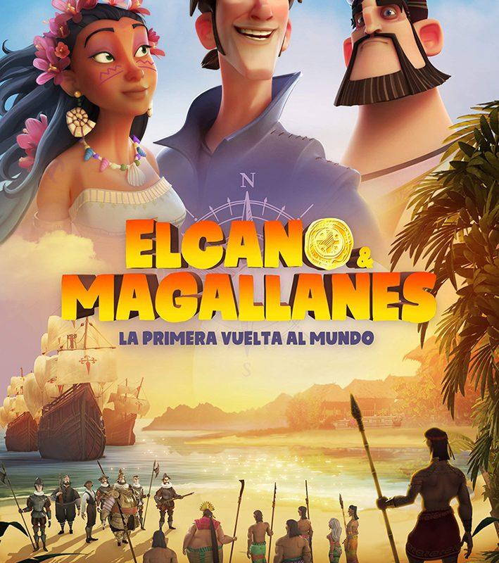 Verano Cultural 2020 – Cine «Elcano y Magallanes…» Almerimar