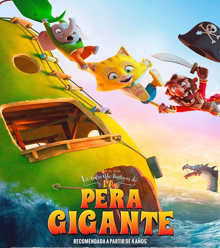 Cine de Verano 2019 – Balerma – …la pera gigante