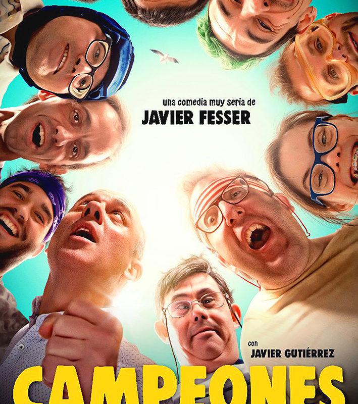 Cine de Verano 2019 – Almerimar – Campeones