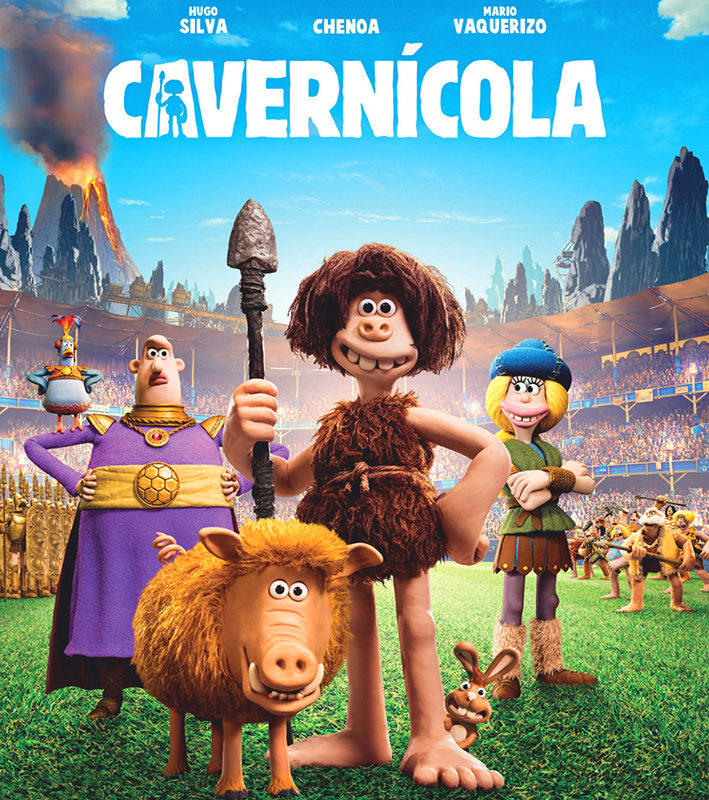 Cine de Verano 2019 – Almerimar – Cavernícola