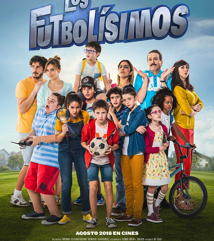 Cine de Verano 2019 – Almerimar – Los futbolísimos