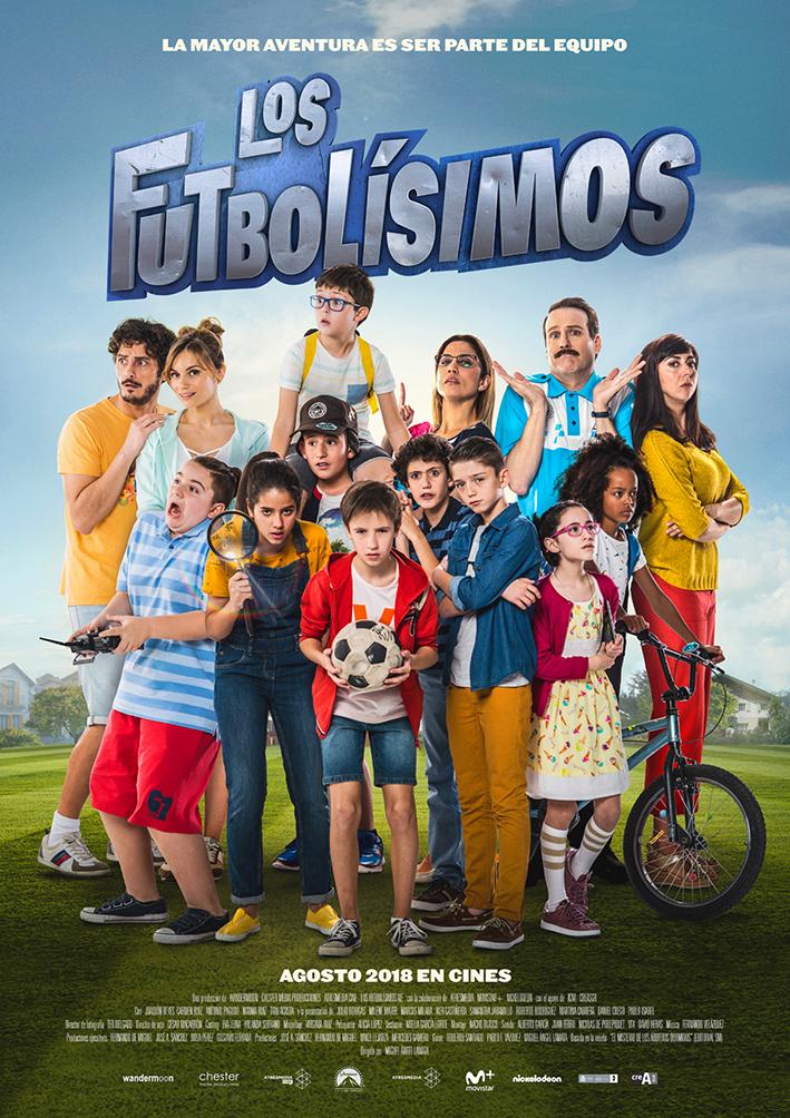 Cine de Verano 2019 – El Ejido – Los futbolísimos
