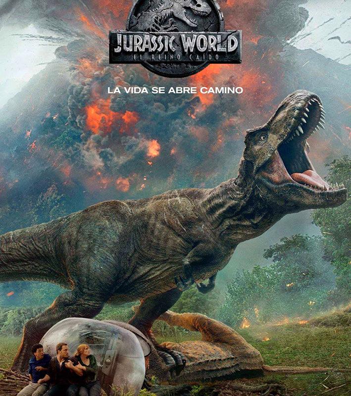 Cine de Verano 2019 – Almerimar – Jurassic World