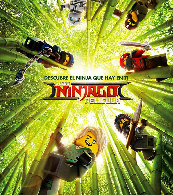 Cine de Verano 2019 – Almerimar – La lego Ninjago película