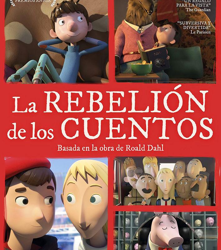 Cine de Verano 2019 – Almerimar – La rebelión de los cuentos