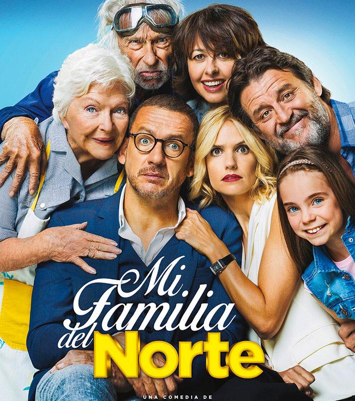 Cine de Verano 2019 – Almerimar – Mi familia del norte