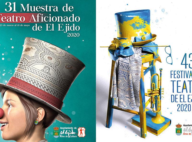 Gala de presentación del 43 Festival de Teatro e inauguración de la 32 Muestra de Teatro Aficionado