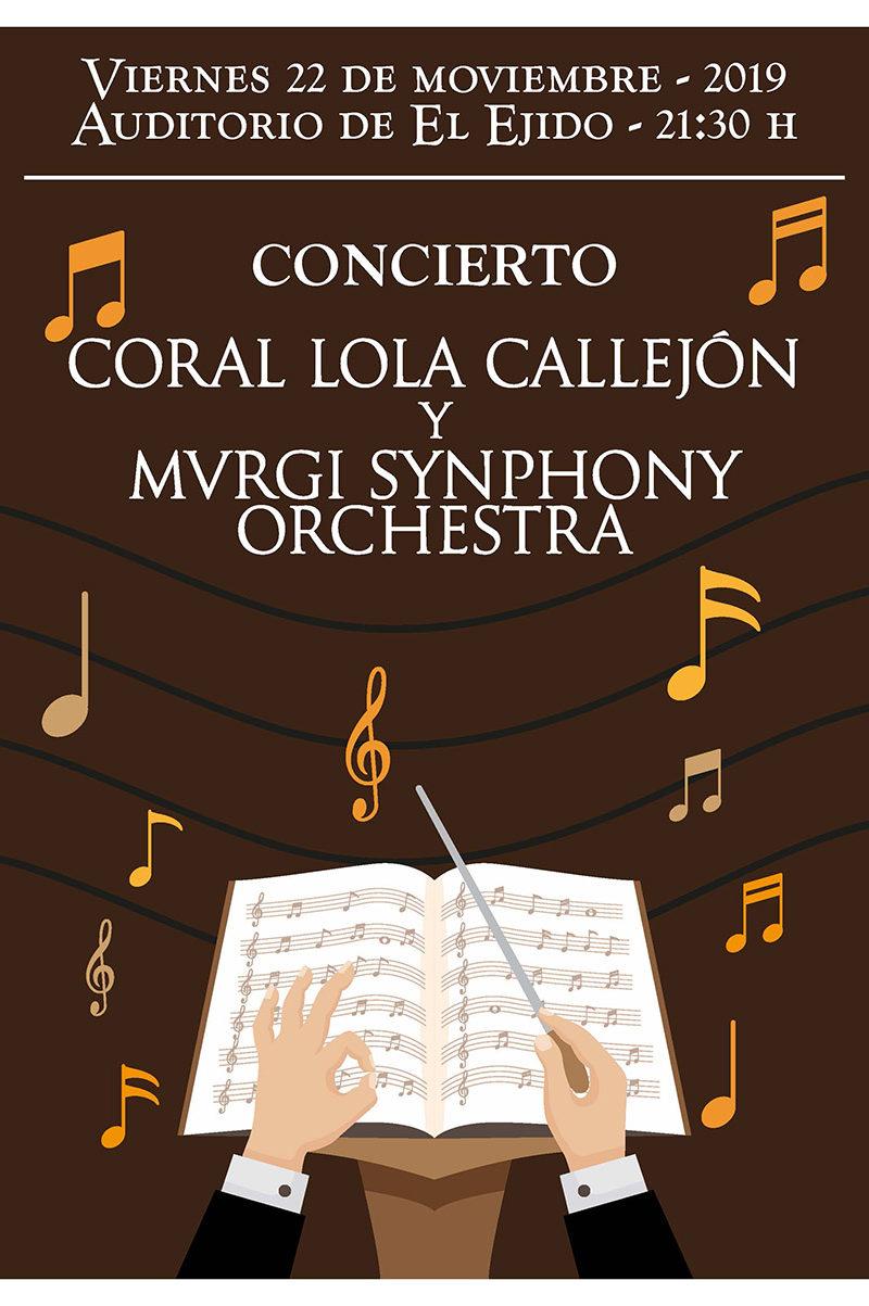 Otoño Cultural 19 – Otras actividades de carácter artístico – Coral Lola Callejón