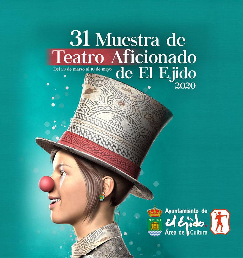 31 Muestra de Teatro Aficionado de El Ejido 2020