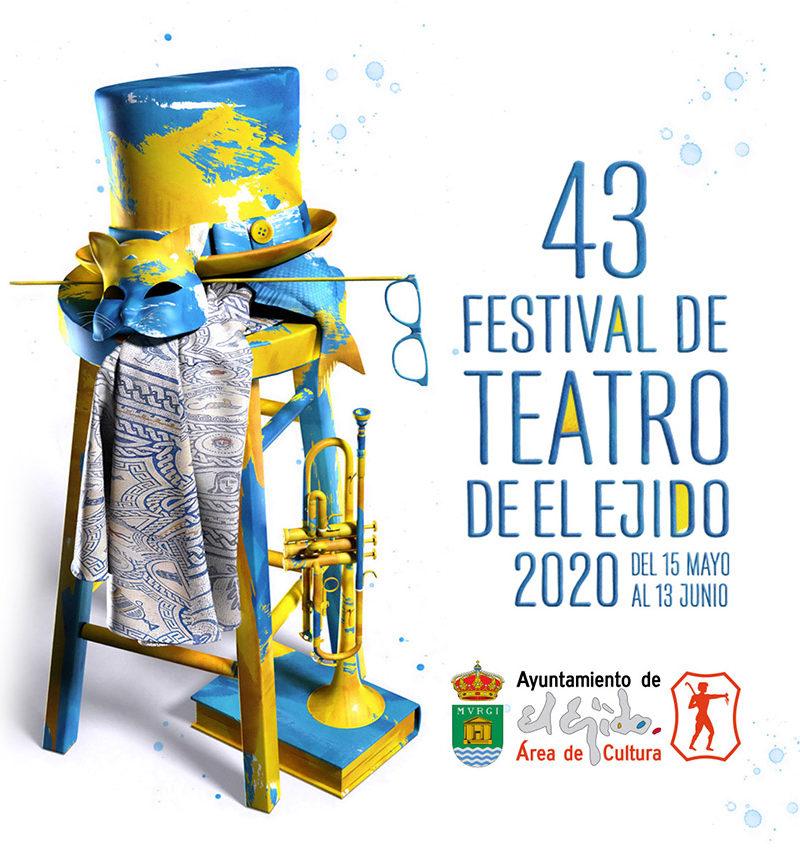 43 Festival de Teatro de El Ejido 2020