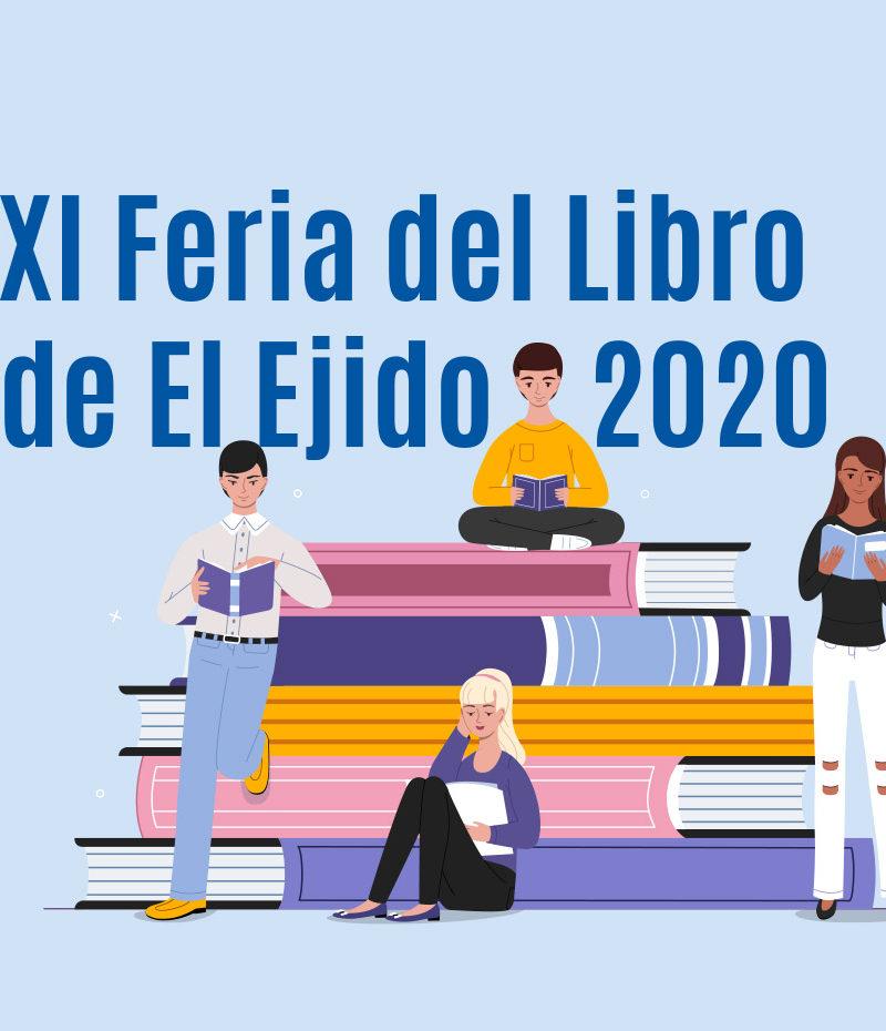XI Feria del Libro de El Ejido 2020
