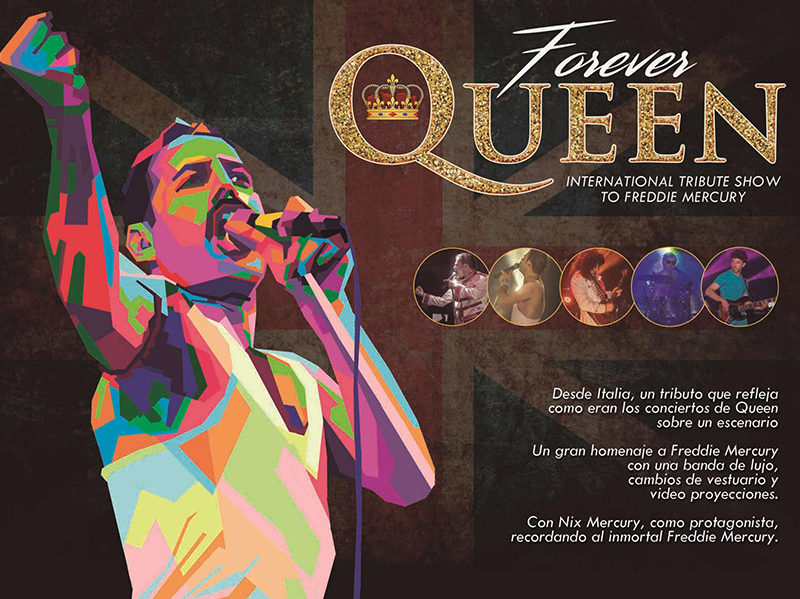 Otoño Cultural 19 – Forever Queen