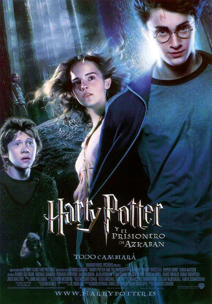 Otoño Cultural 19 – Ciclo de cine familiar Saga Harry Potter – Harry Potter y el prisionero de Azkaban