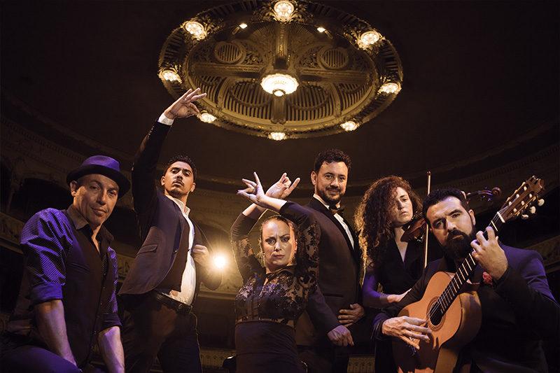 """Teatro escolar: La milonga flamenca """"Flamenco sin fronteras"""""""