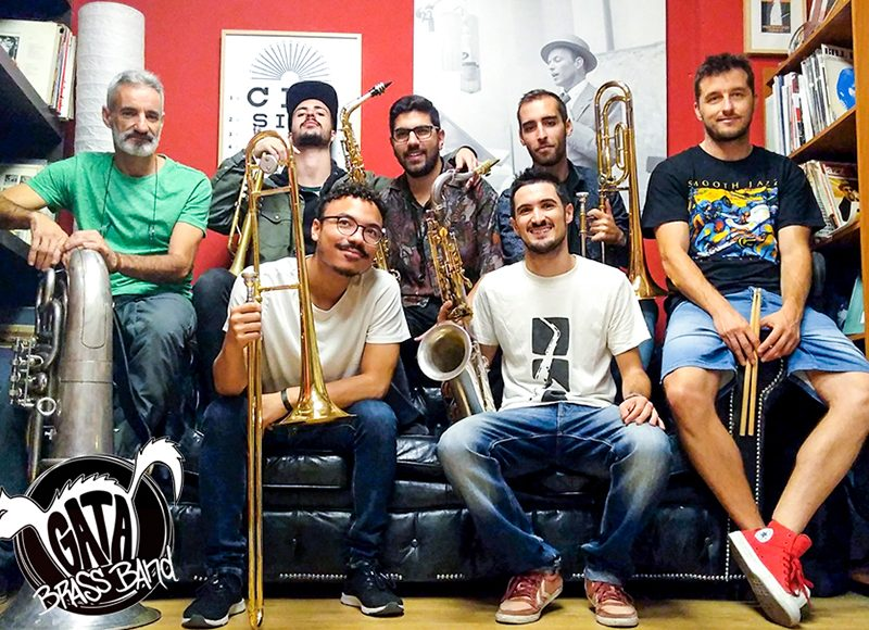Verano Cultural 2020 – Música «Gata Brass Band» Almerimar