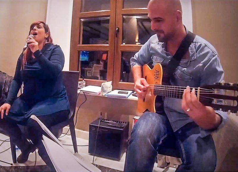 Verano Cultural 2020 – Música «Sara Soul & Carlos López» Almerimar