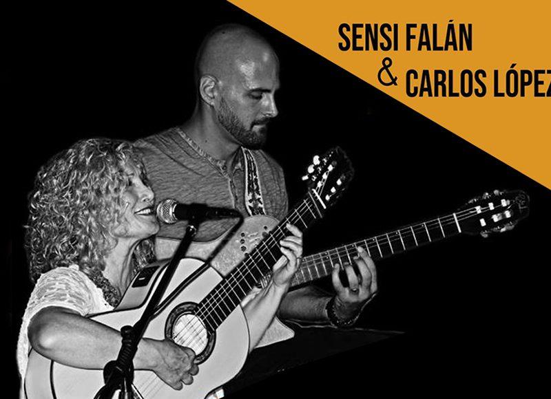 Verano Cultural 2020 – Música «Sensi Falan & Carlos López» Almerimar