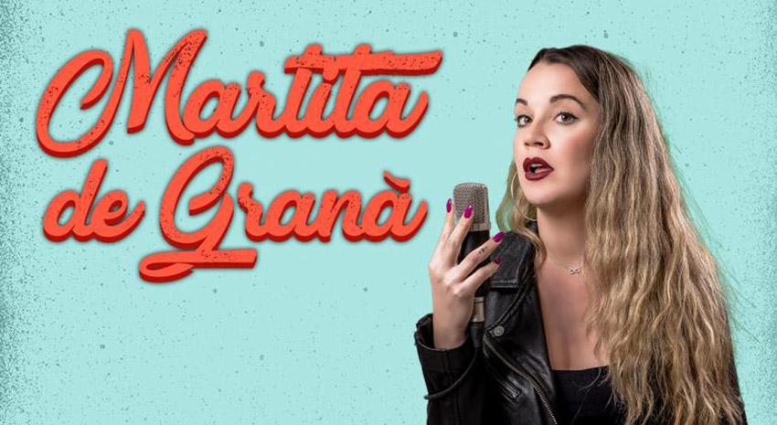 "Otoño Cultural 19 – Martita de Graná ""Mi padre flipa"""