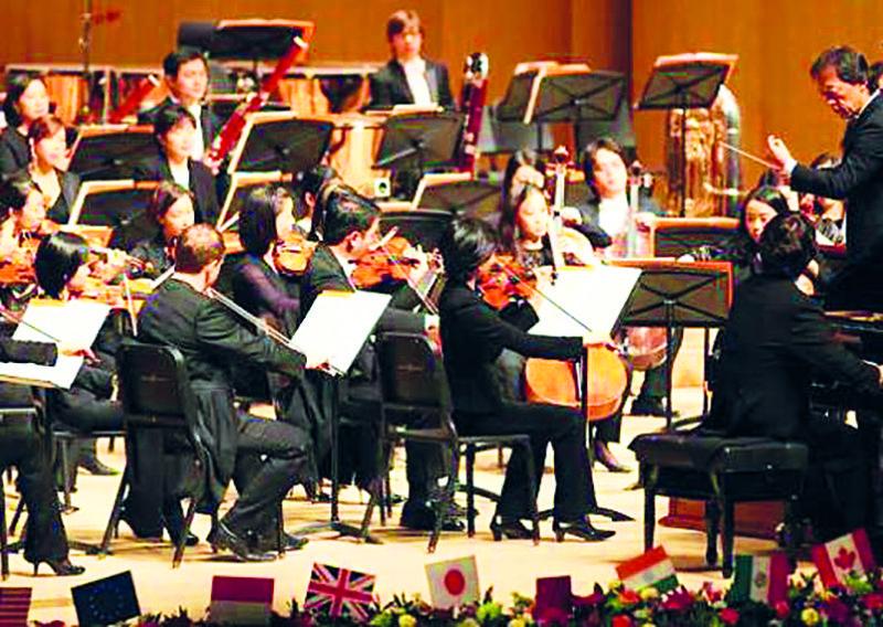 Otoño Cultural 19 – Orquesta Surcoreana y Banda Sinfónica de El Ejido