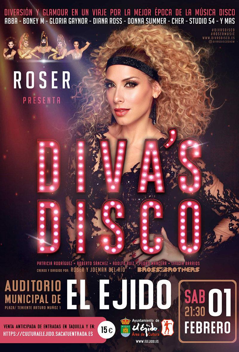"""Roser """"Diva´s disco"""""""