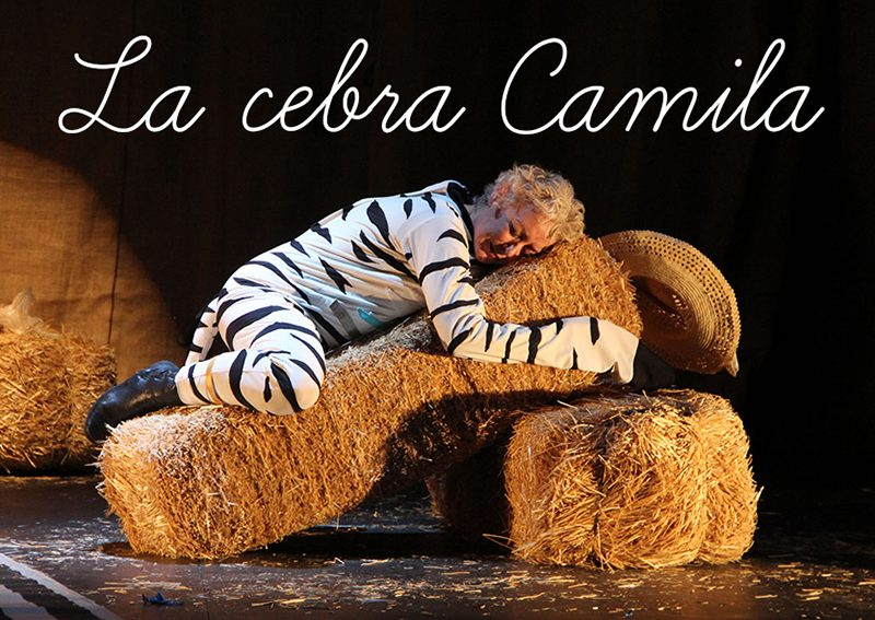 Verano Cultural 2020 – Teatro «La cebra Camila» Balerma