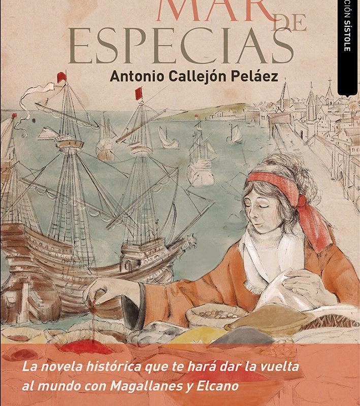 """Otoño Cultural 19 – Encuentro literario – Presentación del libro """"Un mar de especias"""""""