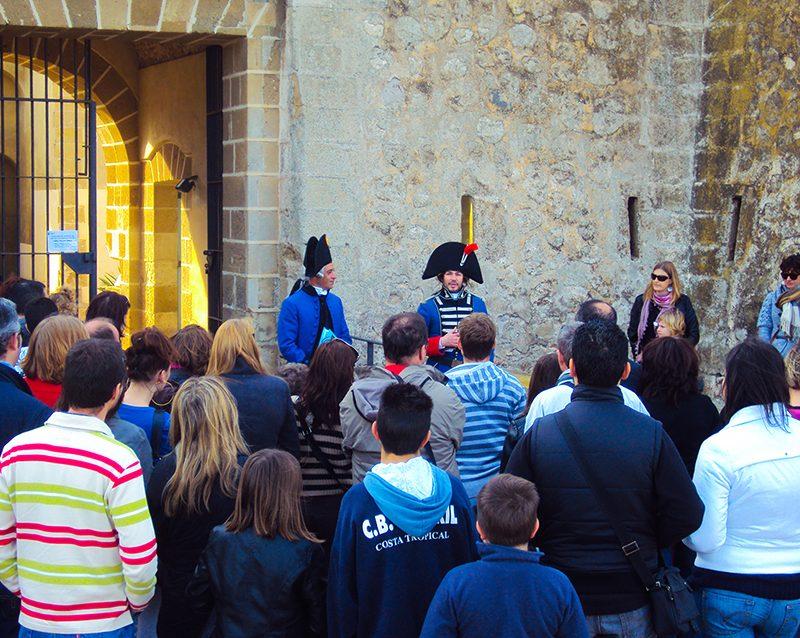 Verano Cultural 2020 – Patrimonio histórico «Visitas teatralizadas al Castillo de Guardias Viejas»