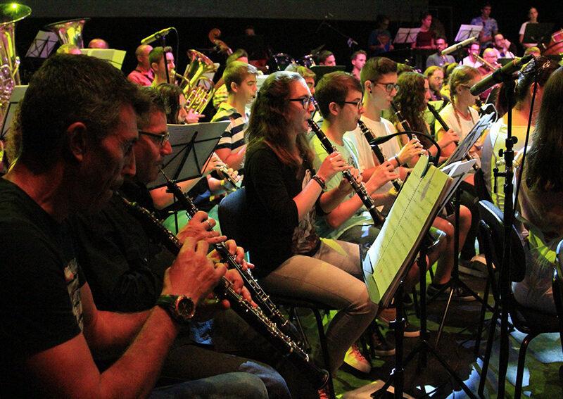 Verano Cultural 2021 – Banda Sinfónica de El Ejido – Balerma