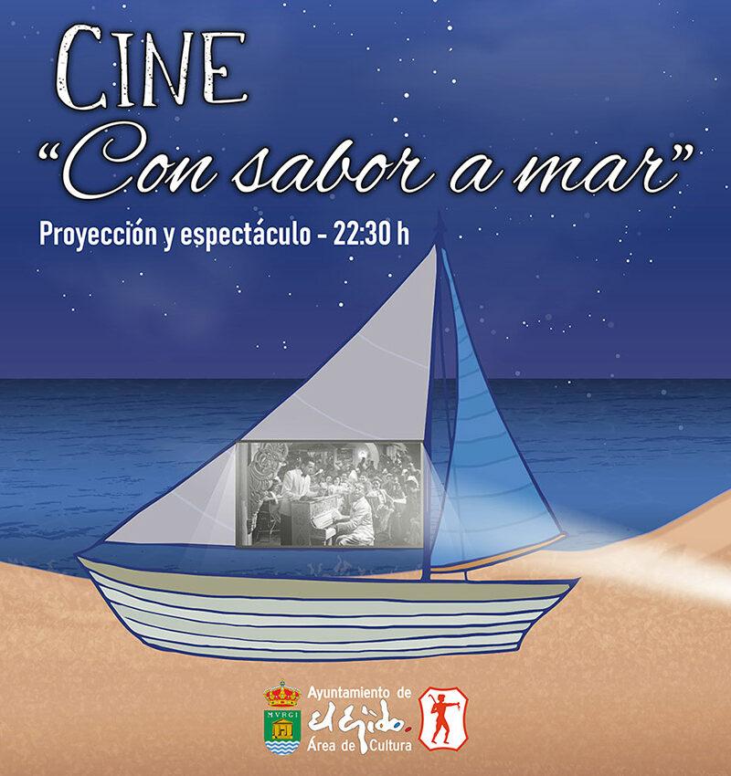 Verano Cultural 2021 – Cine con sabor a mar «Casablanca» – Almerimar