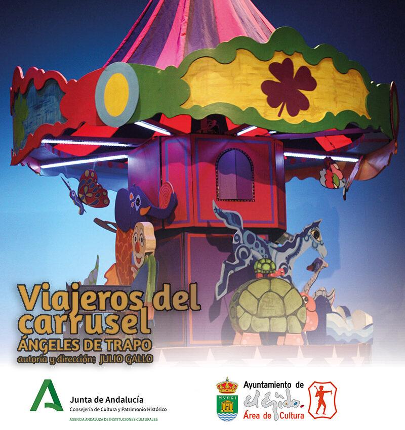 Verano Cultural 2021 – Teatro «Viajeros del carrusel» Balerma
