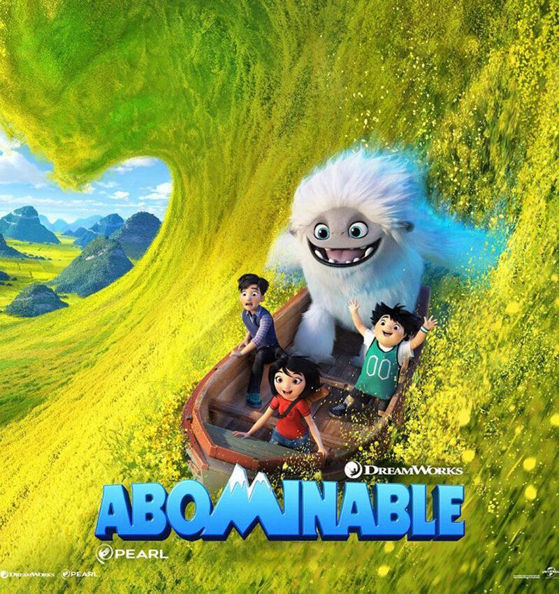 Verano Cultural 2021 – Cine San Agustín «Abominable»