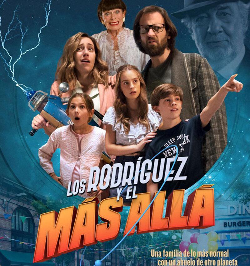 Verano Cultural 2021 – Cine Almerimar «Los Rodríguez y el más allá»