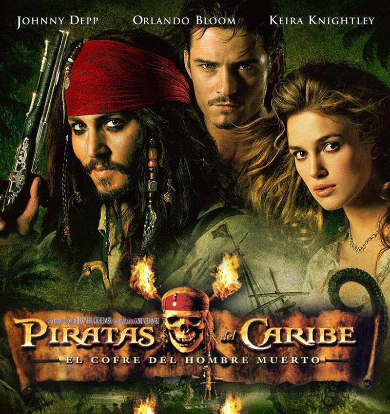 Verano Cultural 2021 – Cine Almerimar «Piratas del Caribe: el cofre del hombre muerto»