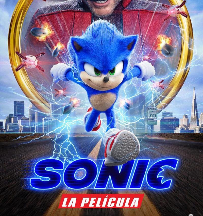 Verano Cultural 2021 – Cine Almerimar «Sonic, la película»