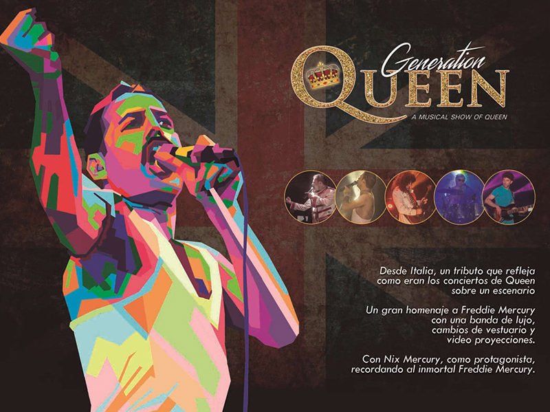 Otoño Cultural 19 – Generation Queen
