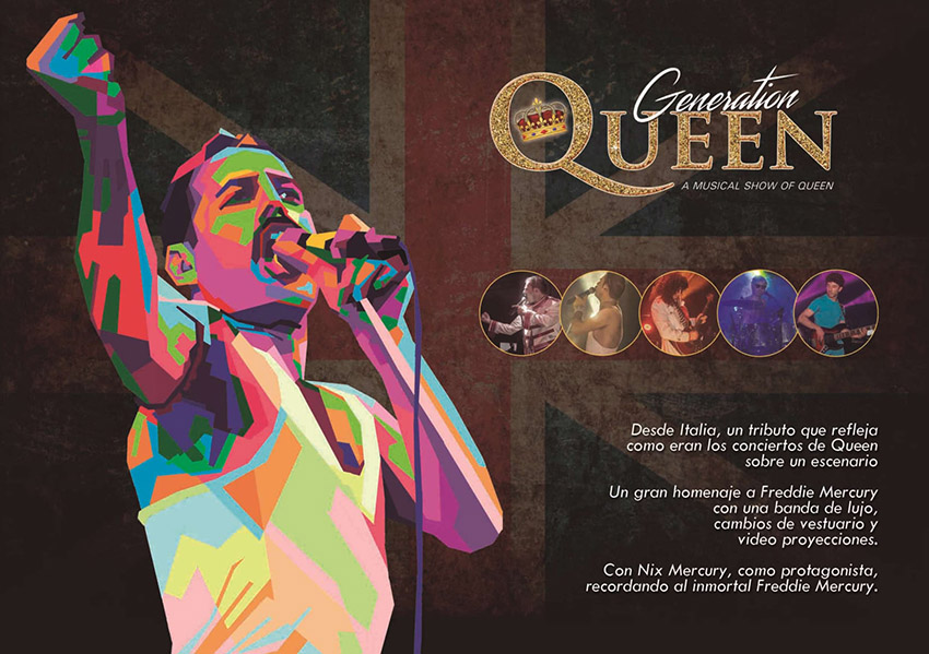 Otoño Cultural 19 – Generation Queen